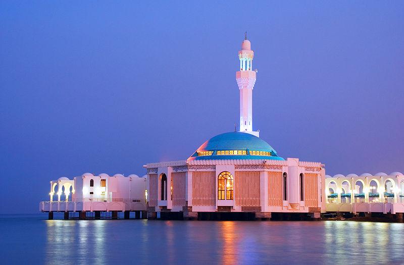 The Floating Mosque – Corniche, Jeddah   Avirat Group Beautiful Masjid On Water