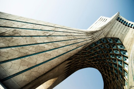 Azadi Tower, Azadi Square, Tehran - Iran