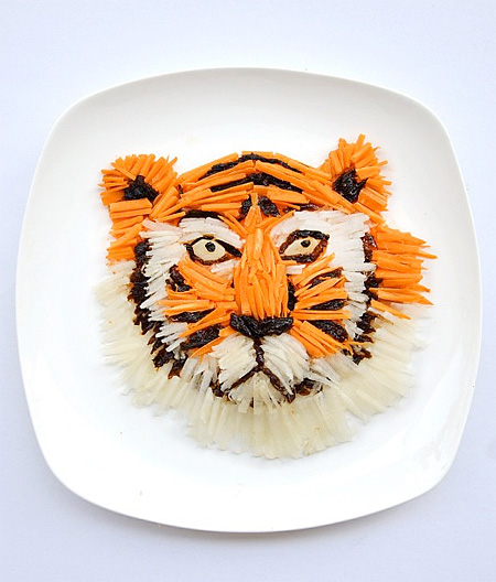Carrot Tiger