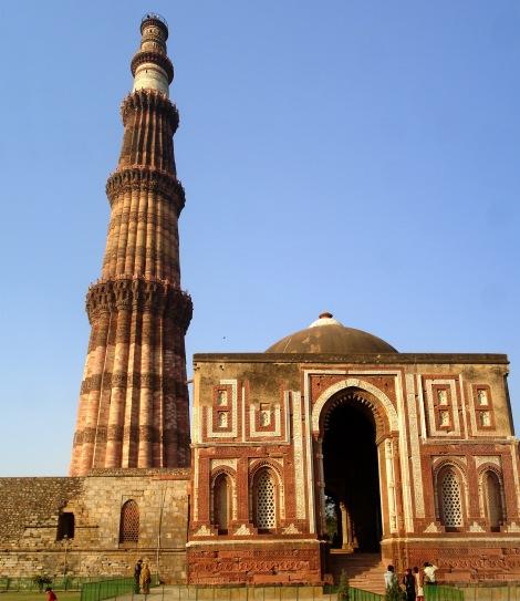 Qutab_Minar_mausoleum